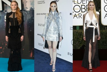 From Winterfell Furs To High-Fashion Gowns: Sophie Turner's 15 Best Red Carpet Looks
