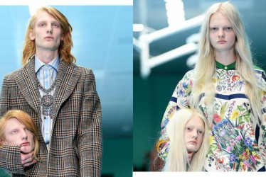 Gucci is Making Head-lines With It's Latest Catwalk