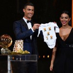 Then we learned that Cristiano, in fact, had scored a new goal with Georgina and she was pregnant. (Photo: Instagram)