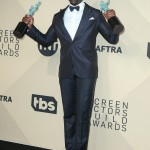 Sterling K. Brown, who plays Randall Pearson, won the Best Actor award at the SAG and Golden Globes Awards 2018 for his role in the series. (Photo: WENN)
