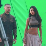 "More recently, Eiza starred in the ""Supplies"" music video alongside Justin Timberlake. (Photo: WENN)"