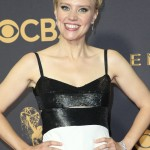Kate McKinnon leaves it all on the stage when she performs. Her ever-morphing facial expressions and dance moves are utterly weird, yet absolutely hilarious! (Photo: WENN)