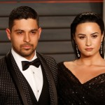 Demi Lovato and Wilmer Valderrama were spotted having lunch together over the weekend. (Photo: WENN)