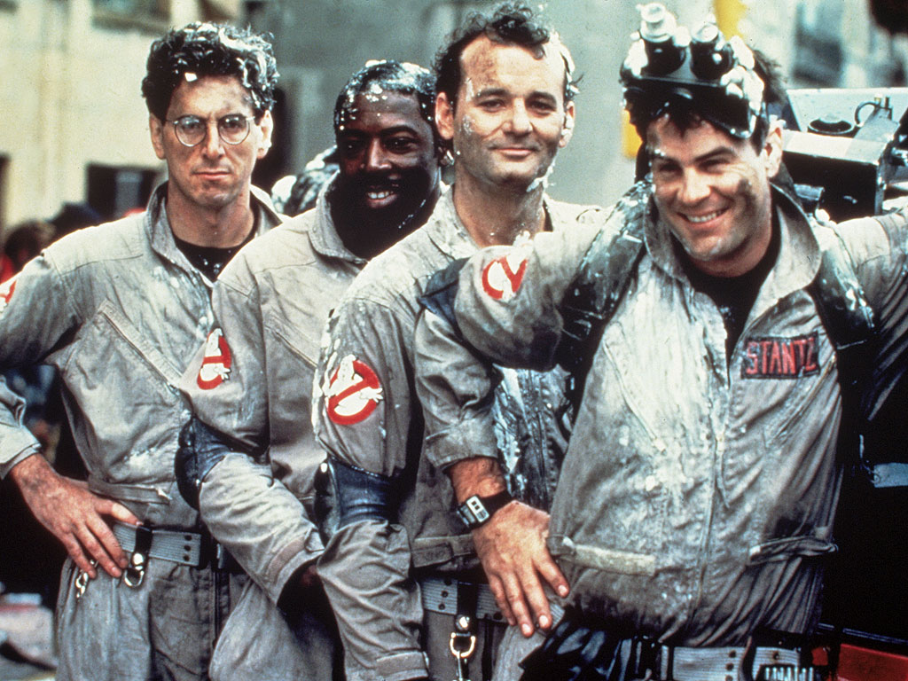 Ghostbusters—March 1. (Photo: Release)