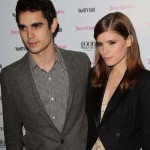 From 2010 to 2014, Mara had an on-again, off-again relationship with Max Minghella. (Photo: WENN)