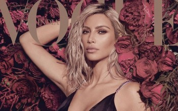 Kim Kardashian Is Yet Again Being Accused Of Cultural Appropriation After Her Vogue India Cover