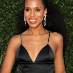 The always private Kerry Washington kept her first pregnancy concealed until she was about four months along, when a stint on S.N.L. made it hard to hide! (Photo: WENN)