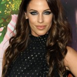 Prior to his relationship with Lauren, Aaron dated actress Jessica Lowndes. (Photo: WENN)