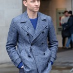 Tom has sharp fashion sense! He dresses like the quintessentially British man that he is. And we l-o-v-e it. (Photo: WENN)