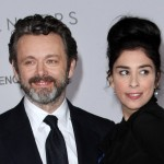 Sarah Silverman and Michael Sheen have split after nearly four together. (Photo: WENN)