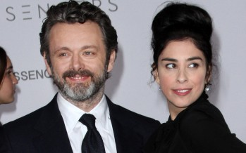 """Sarah Silverman And Michael Sheen Are """"Consciously Uncoupling"""" After Nearly 4 Years"""