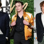 Charlie Heaton's fashion forward senses are simply out of this world—or should we say out of thi dimension (a.k.a. the Upside Down)? (Photos: WENN)