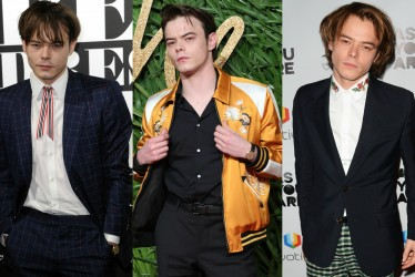 Charlie Heaton's Quirky Fashion Style In 15 Pictures