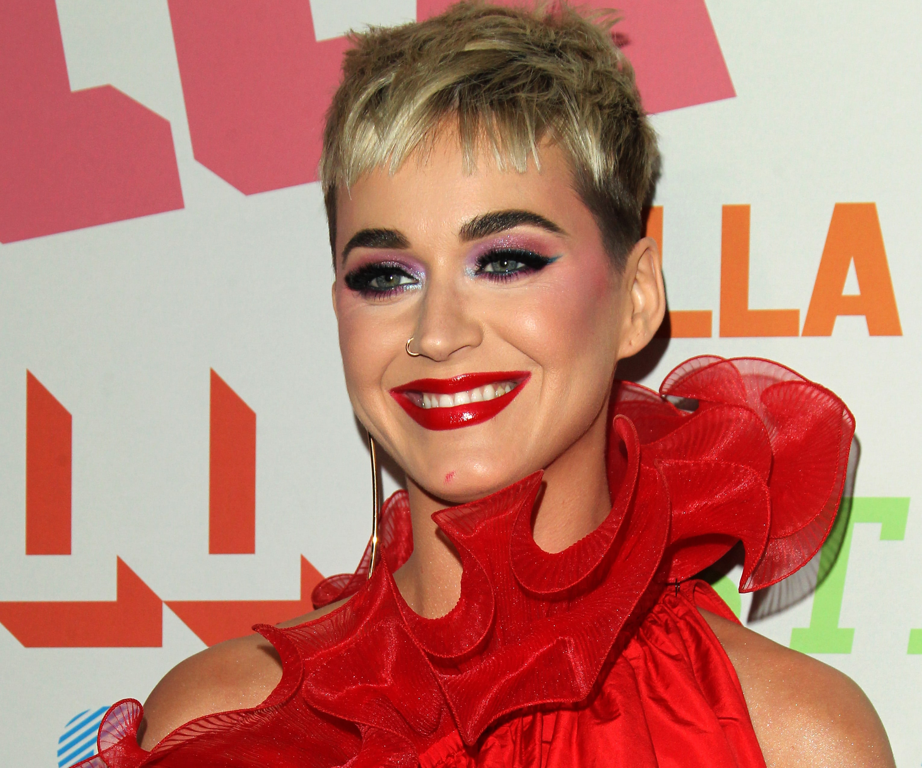 "Katy Perry regrets her 2008 hit song ""I Kissed a Girl."" (Photo: WENN)"