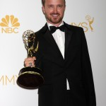 """The 38-year-old actor became three times Emmy Award winner in the Best Supporting Actor category for his role in """"Breaking Bad."""" (Photo: WENN)"""