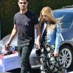 He also dated his Scream Queens co-star Billie Lourde for nearly 7 months in 2017. (Photo: WENN)
