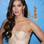Megan Fox didn't just keep her pregnancy a secret—for a bit there, she kept the father a secret, too! The mysterious guy ended up being her estranged husband, with whom she had reconciled during the pregnancy—obviously. (Photo: WENN)