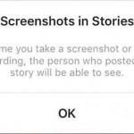 Check out some of the funniest reactions to Instagram's screenshot notifications. (P.S. All we wanted was chronological order). (Photo: Instagram)