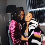 She's allegedly expecting her first child with fiancé Offset. (Photo: Instagram)