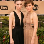 Rooney and Kate Mara hail from a football family worth not millions, but billions! Their mother's side of the family founded the Pittsburgh Steelers, and their father's side of the family founded the New York Giants. Talk about football royalty! (Photo: WENN)