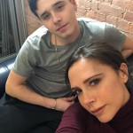 Victoria and Brooklyn have always had an enviable mother-son relationship. (Photo: Instagram)
