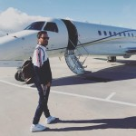 Scott Disick, the self-proclaimed Lord Disick (that should tell you enough), is all about private jets, expensive cars, and equally expensive watches. (Photo: Instagram)