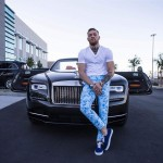 UFC Champion Connor McGregor live a lavish life of luxury, and he makes sure everybody knows it. Just check his Insta and see it for yourself. (Photo: Instagram)