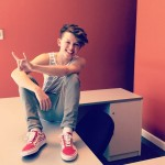 Jacob is in fact his middle name. He was born Rolf Jacob Sartorius, after his dad and grandfather. (Photo: Instagram)