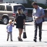 Josh and Fergie have a son together, Axl Jack Duhamel. (Photo: WENN)