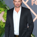 "One of his close friends is ""Smallville"" actor Tom Welling, who he met when they both used to model. (Photo: WENN)"