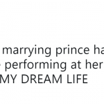 SHE'S LIVING MY DREAM LIFE. (Photo: Twitter)