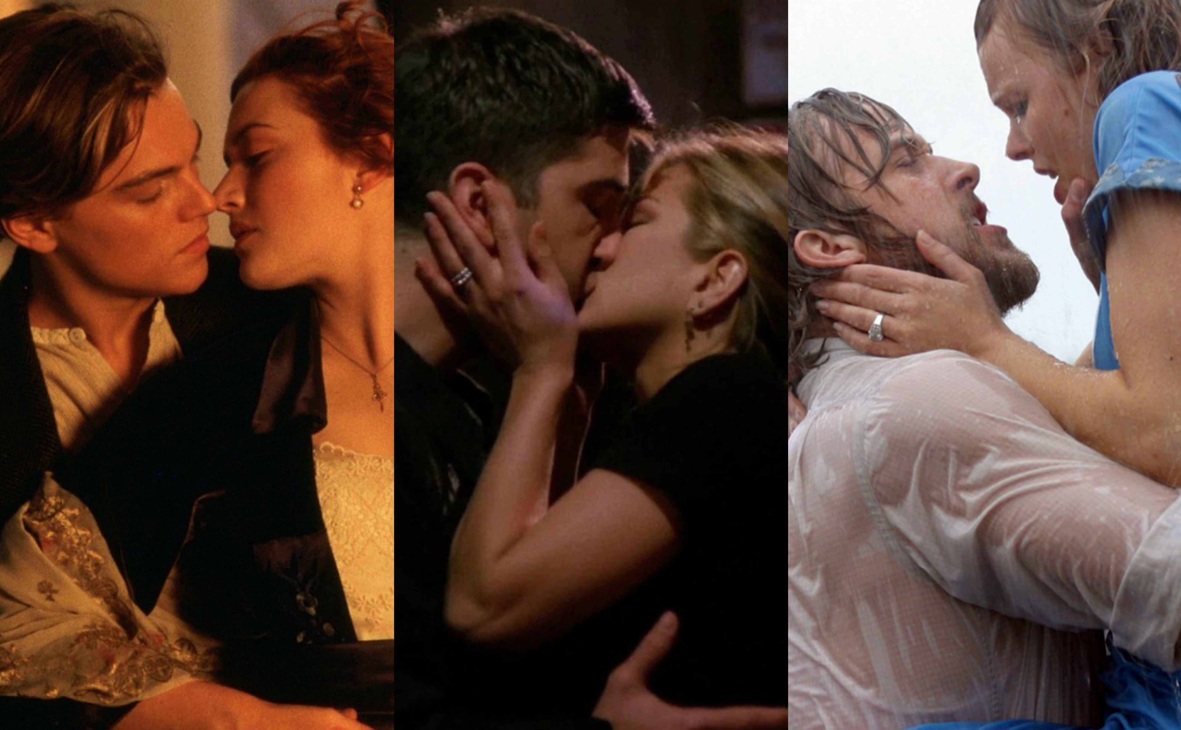 If you really want to get your smooch on, pucker up and check the top 20 most iconic kisses in pop culture history! (Photos: Release)