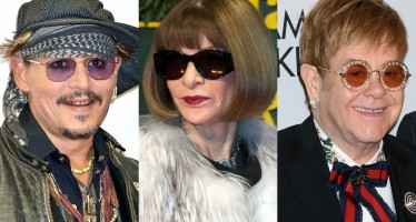Shady Celebrities: 12 Stars Who Never Take Off Their Sunnies