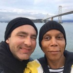In January 2017, RuPaul married Australian painter Georges LeBar after dating for 24 years. (Photo: Instagram)