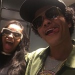 "After collaborating together for the remix of ""Finesse"", Cardi B and Bruno Mars will work together again in the final stretch of his ""24K Magic"" tour. (Photo: Instagram)"