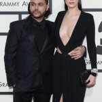 They dated for a year, then they split up. But after having moved on with Selena Gomez and calling it quits with her too, The Weeknd was spotted leaving Bella Hadid's apartment in NYC. Is there something going on there again? (Photo: WENN)