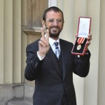 After waiting decades for the recognition, Ringo Starr has finally been knighted. (Photo: Instagram)