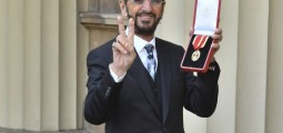 Ringo Starr Has Finally Been Knighted, 21 Years After His Friend Paul McCartney