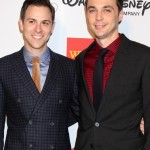 Jim Parsons has dated director Todd Spiewak since 2002. (Photo: WENN)