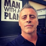 Yeah—we know his real-life name isn't Joe. But in our eyes, Matt LeBlanc will forever be the one and only Joey Tribianni! (Photo: Instagram)