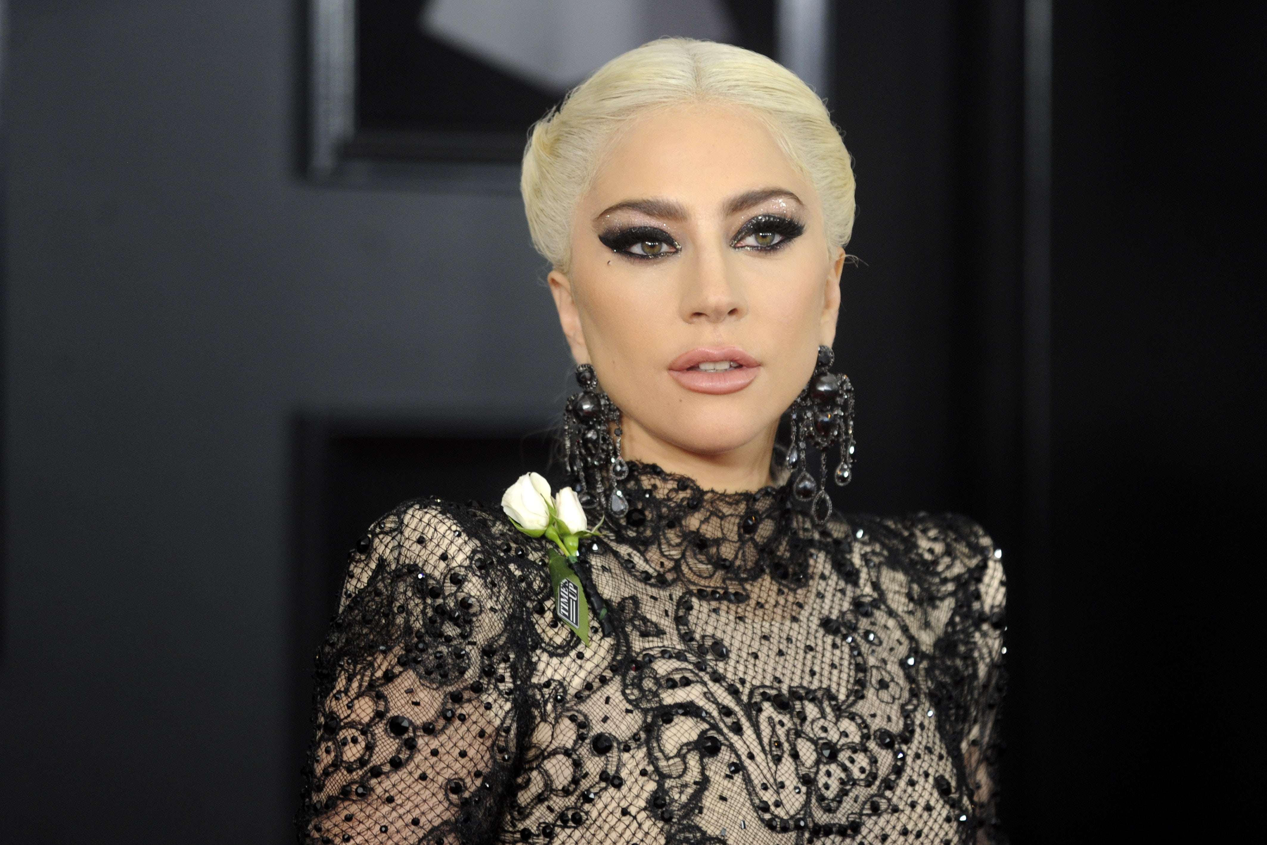 Wonder why her fans worship her, the media obsesses over her, and the world is in awe of Lady Gaga? (Photo: WENN)