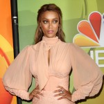 Tyra Banks has opened up about a nose job she had at the beginning of her career. (Photo: WENN)