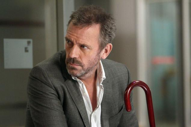 Doctor Gregory House is an arrogant jerk. But he's still the best MD in TV history and our favorite doc on this list! (Photo: Release)