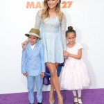 Jenny and Marc have two children together, the ten-year-old twins, Max and Emme. (Photo: WENN)