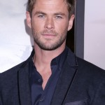 Chris Hemsworth's eyes are as blue as the waves he surfs. (Photo: WENN)