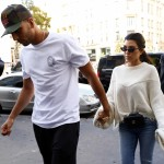Kourtney Kardashian and Younes Bendjima's romance is under strain. (Photo: WENN)
