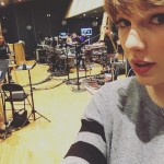 "The singer has already shared snaps of the rehearsals for her ""Reputation"" tour. (Photo: Instagram)"