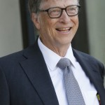 Bill Gates joined the rare ranks of Americans who've been knighted after he donated almost $33 billion to charity—a sum so big even Queen Elizabeth couldn't ignore! (Photo: WENN)