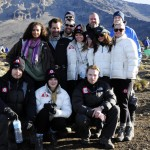 In 2010, Biel climbed to the summit of Mount Kilimanjaro with members of the United Nations to raise awareness of the global water crisis. (Photo: Instagram)