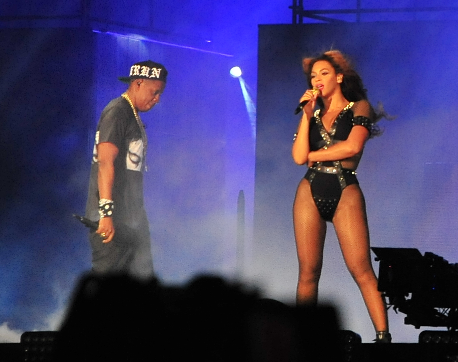 "Needless to say, fans of the power couple are currently in a frenzy on social media. Check out some of the best reactions to Beyoncé and Jay-Z's possible ""On The Run 2"" tour. (Photo: WENN)"